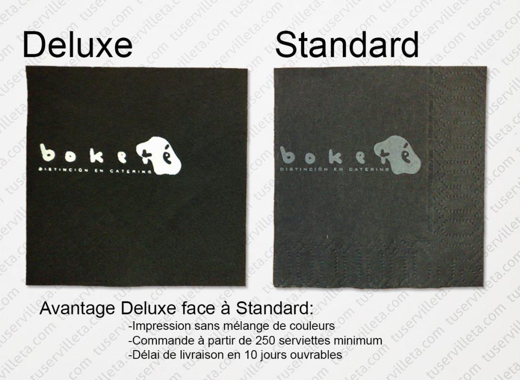 Deluxe vs Standard