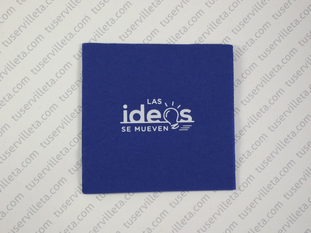 Servilletas Impresas Las Ideas