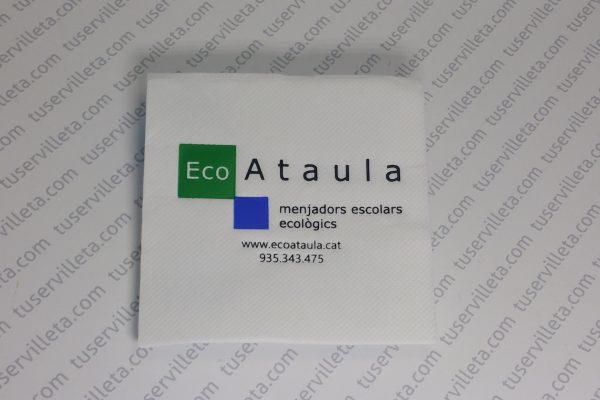 Servilletas Impresas Eco Ataula